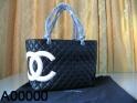 Сумка Chanel черная