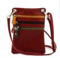 Сумка женская Tuscany TL141094 цвет красный